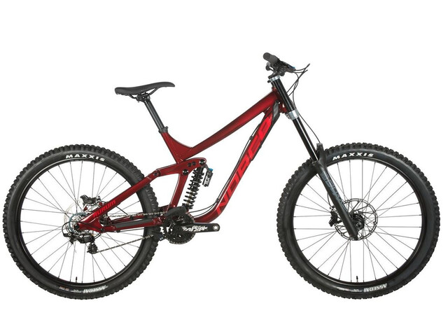 Norco Bicycles Aurum A1, blood red/candy apple red